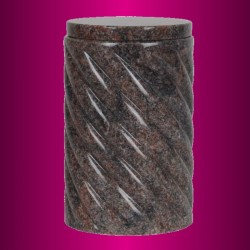 URN GRANITE HIMALAYA BLUE ROPE