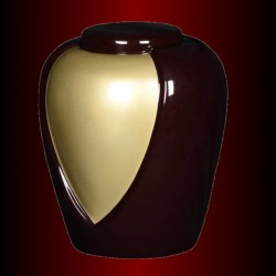 FUNERAL URN RESIN - AUSTRALE ROUGE
