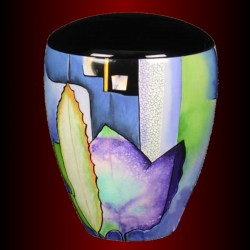 FUNERAL URN RESIN - COLOR