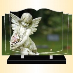 FUNERAL PLATE ANGE - BOOK ALTUGLAS
