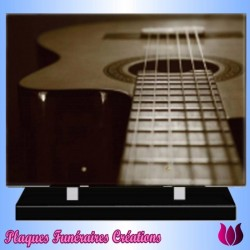 PLAQUE ALTUGLAS GUITARE