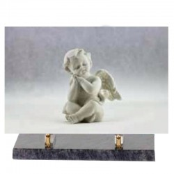 FUNERAL ALTUGLAS LITTLE ANGEL PLATE 30 * 20 or 35 * 25